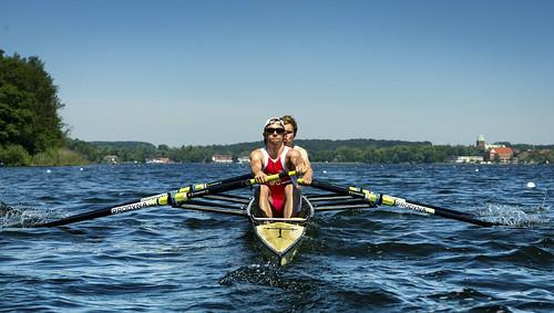 International 57th Rowing Regatta in Ratzeburg
