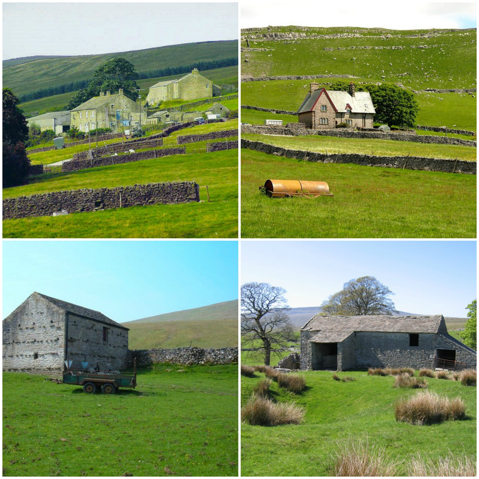 Yorkshire Dales Farmsteads