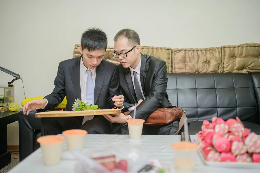[婚攝] 奕軒 & 皎容 / 高雄迎娶