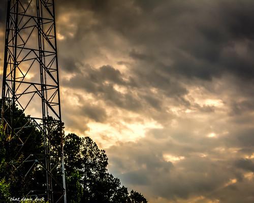 sunset nature unitedstates sundown southcarolina