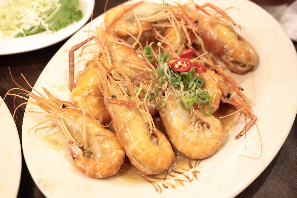 20160610三重-集成路泰國蝦活蝦料理 (11)