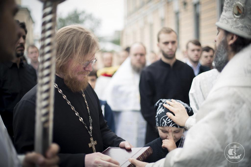 8 июля 2016, Академия прощается с Николаем Трофимуком / 8 July 2016, Academy bids farewell to Nikolay Trofimuk