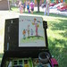 My paintbox - watercolour by Nora MacPhail