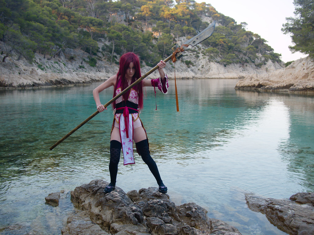 related image - Shooting Erza Scarlet - Fairy Tail - Port Pin -2016-07-02- P1430730