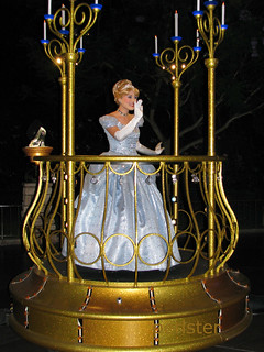 Cinderella in Paint the Night - 3