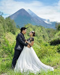 Prewedding photo for Astrid & Rickson at Kalikuning Merapi Yogyakarta. Foto pre wedding by @poetrafoto, http://prewedding.poetrafoto.com  Follow instagram @poetrafoto for more pre+wedding photos update! Thank you 👍😘