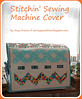 Stitchin' Sewing Machine Cover Tutorial