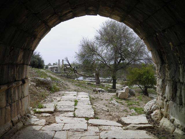 Letoon, Lycia, Turkey
