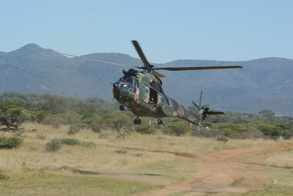 South African National Defence Force (SANDF) - Page 11 8724583355_213242f157_b