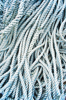 rope @ a dock