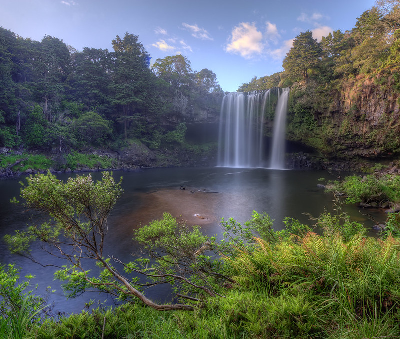 Rainbow Falls, Kerikeri New Zealand