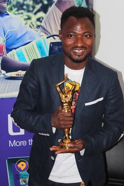8729712660 d1d1032b93 z Photos: Funny Face, Rahim Banda and other winners finally get their Ghana Movie Awards statuettes