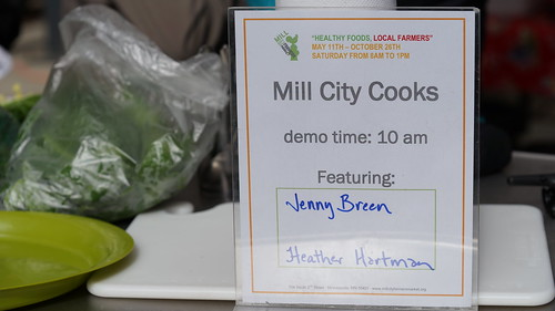 May 11, 2013 Mill City Farmers Market