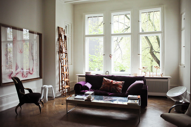 Berlin Apartment of Karena Schuessler