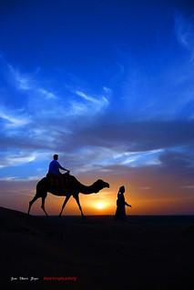 Maroc - مغربي - Dunes de Merzouga