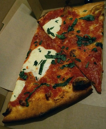 Margherita Pizza at Bertucci - Waterbury, Connecticut