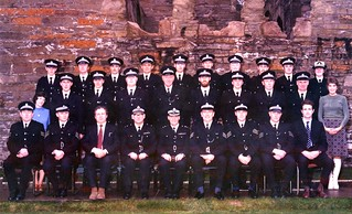 Northern Constabulary Orkney Sub Division 1976