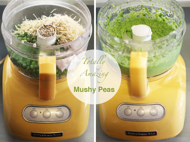 Totally Amazing Mushy Peas Recipe