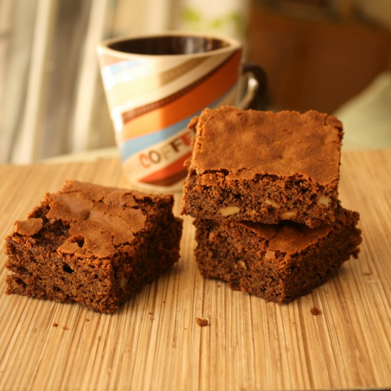 mocha brownies1