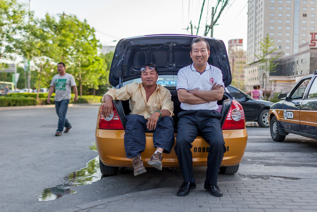 Beijing Cabbies