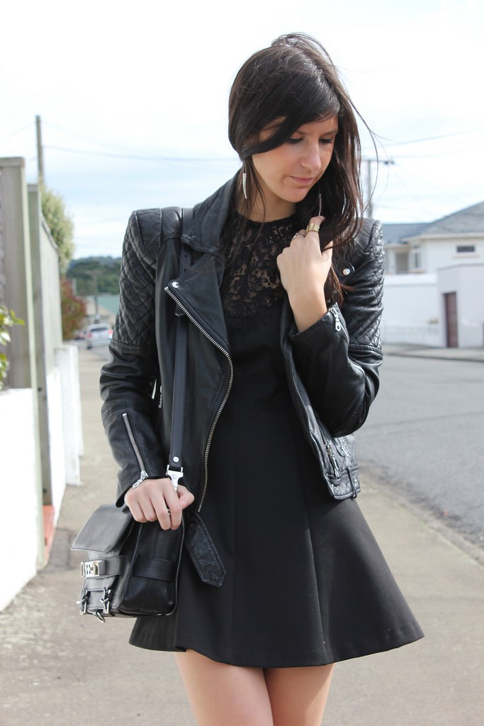 lover the label whistles leather jacket mademoiselle fashion blog wellington