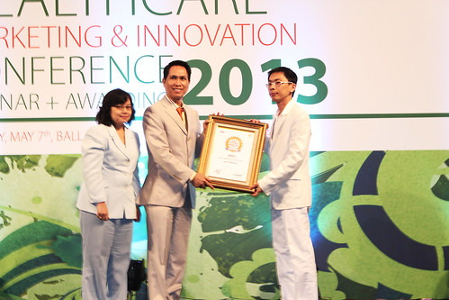 Indonesia Health Care Marketing & Innovation Conference 2013 – Pramita .