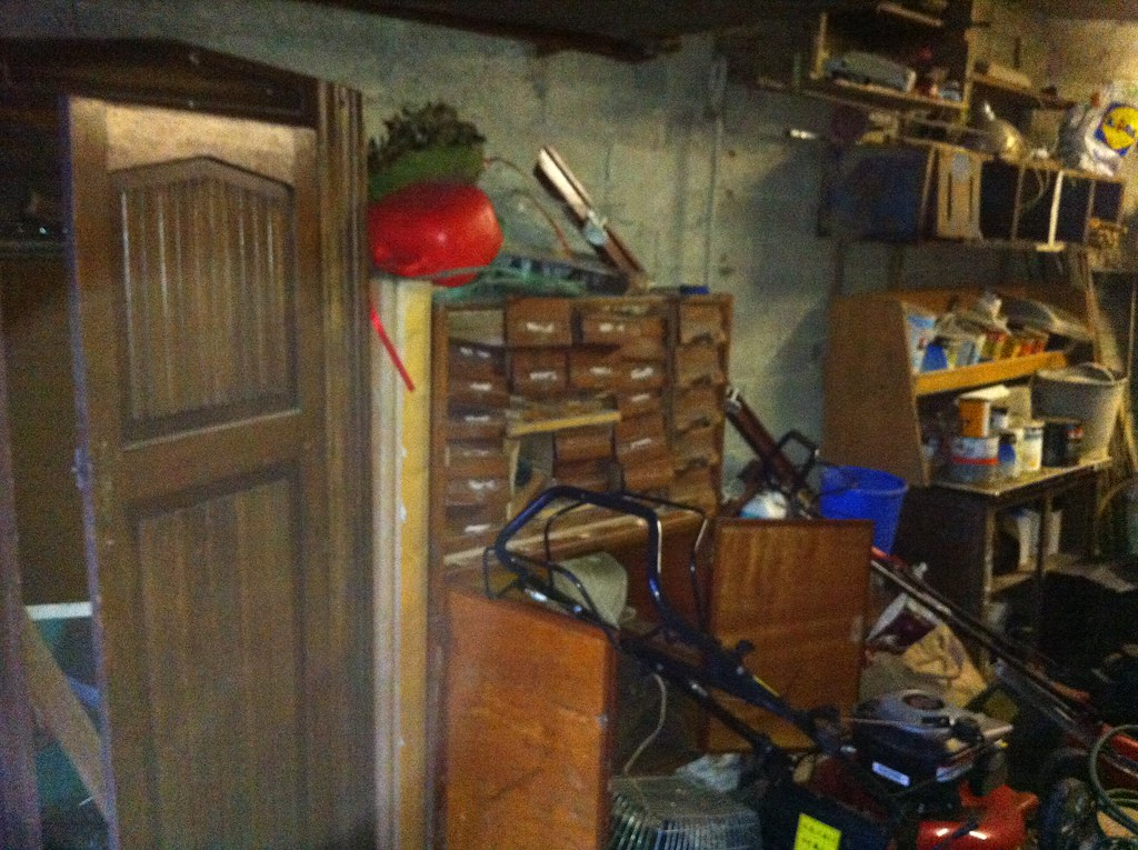 Garaged before 2