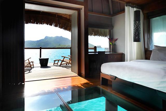 Le Meridien Bora Bora—Overwater Bungalow