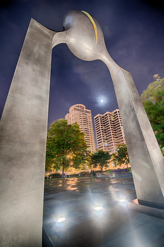 Sculpture Frame by Jeff.Hamm.Photography