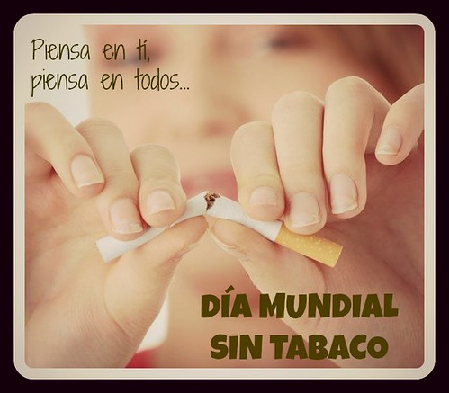 Dia Mundial sin Tabaco by Aceros Murillo