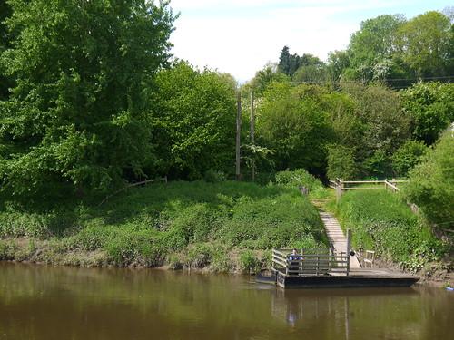 Huckleberry Finn's Raft