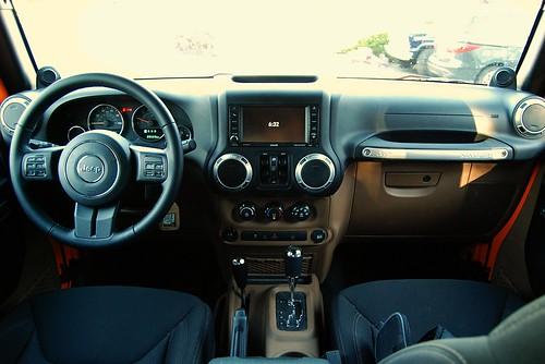 Interior Dash and console (2)