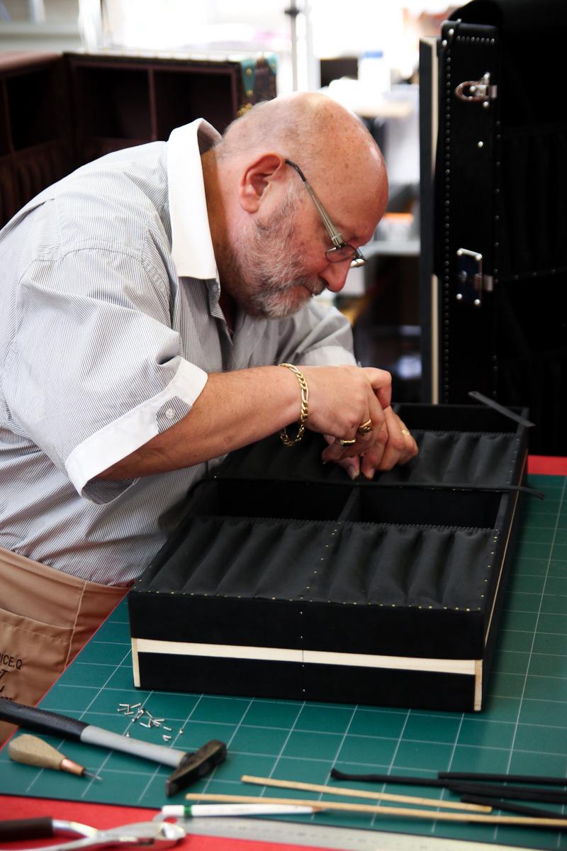 Ateliers Louis Vuitton - Journées Particulières 2013