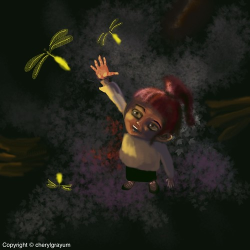 FireFlies- Summer Wildlife Challenge