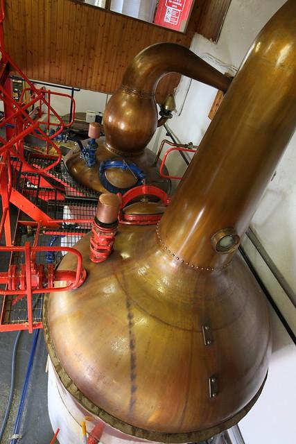 Distillation Vessels