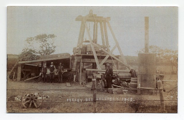 Ferneybeds Colliery (1910 - 1924)