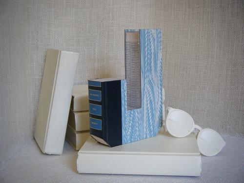 ALPHABET LETTER (J)  Book Art, OoAK, Shabby Chic Home Decor, UPcycled  REcycled REpurposed, Altered Book, Engagement Gift, Bookshelf Decor