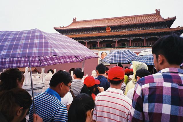 北京 之 人山人海