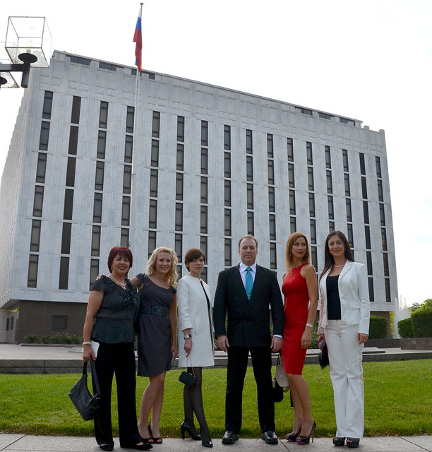 Absolutely Russian embassy click to be
