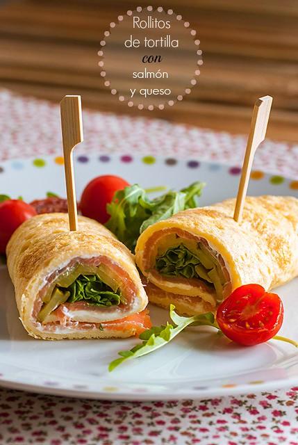 Rollitos de tortilla_salmón_queso_pic