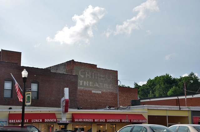 Cameo Ghost Sign - Bristol VA / TN