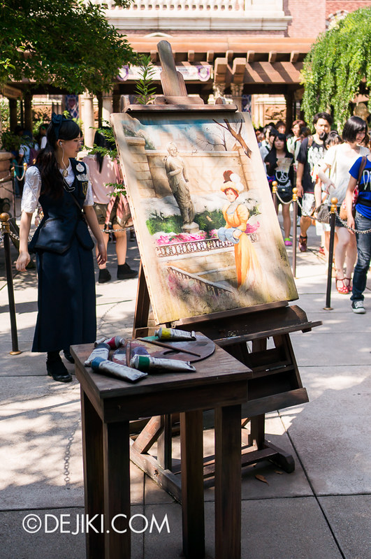 Tokyo DisneySea - Tower of Terror / a portrait in progress