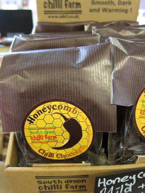 Chilli Chocolate from Devon