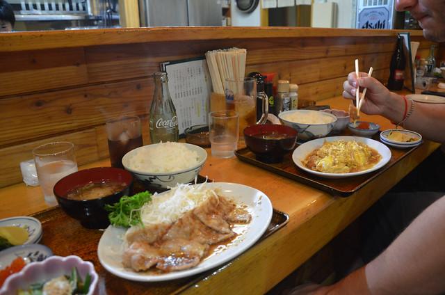 HOKKAIDO TO HOME: Food