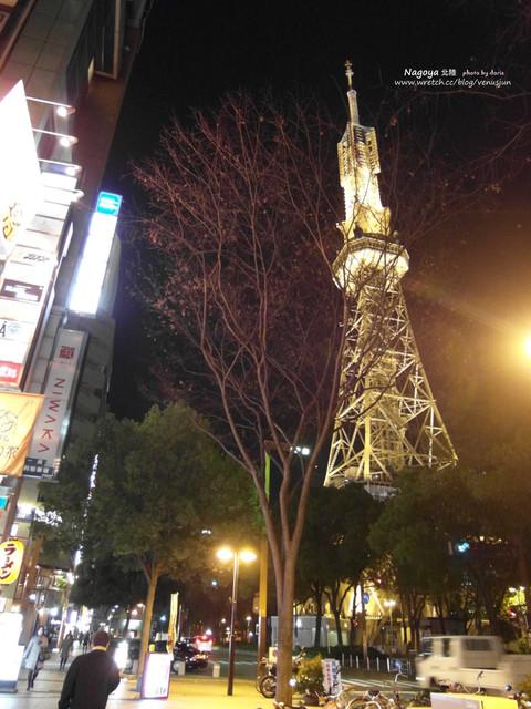 ▌日本名古屋+北陸 ▌♥♥ 名古屋榮町不夜城絢麗的夜晚 ♥♥