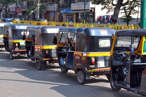 India - Karnataka - Mysore - Auto Rickshaw (Tuk-Tuk)
