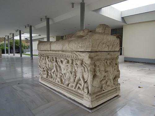 テッサロニキ考古学博物館