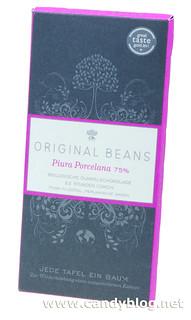 Original Beans Piura Porcelana 75%
