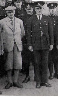 Inverness-shire Constabulary - Superintendent Ewen MacDonald KPM, Acting Chief Constable 03.06.1936 - 30.11.1936