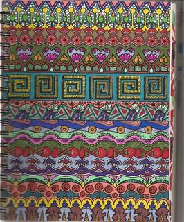 colorful doodles 1